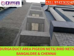 duct area nets | duct area bird netting | duct area pigeon nets In bangalore