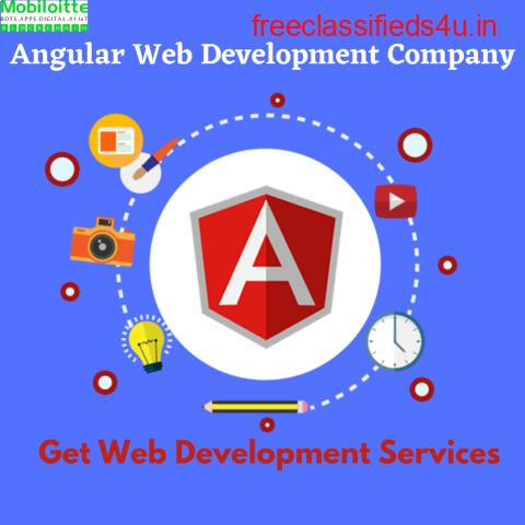 Angular web development company