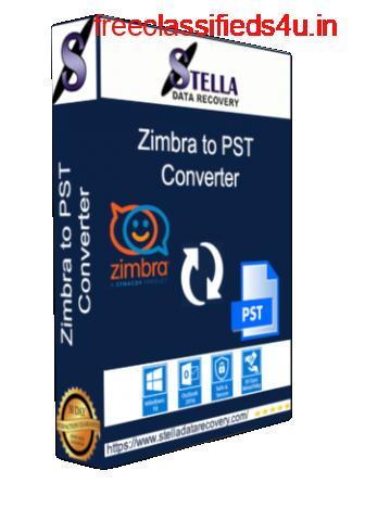 Best offer for zimbra to pst converter software