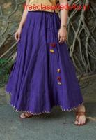 Ethnic Long Skirts Online