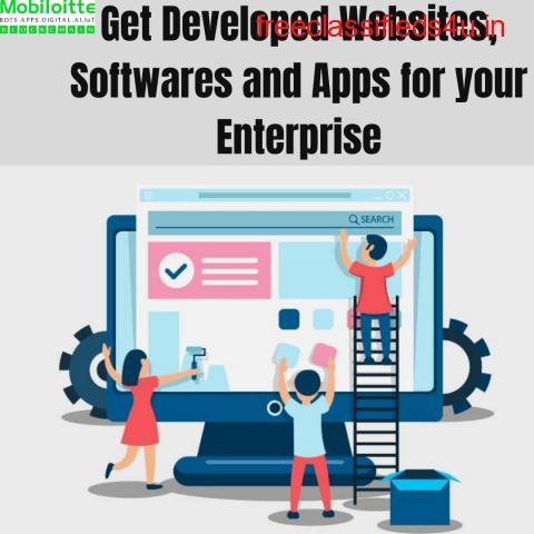 Enterprise Web development Company