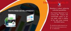 Indian IT firm with one stop solution for web design, web developer and app design