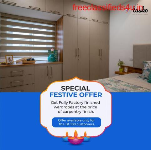 Diwali Offer from TASKO - Interior & Renovation