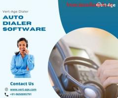 Auto Dialer Software or Automated Dialer Software for Call center