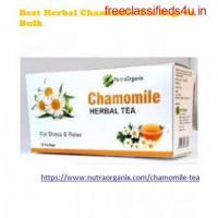 Buy Herbal Chamomile Tea Bags In Wholesale - Nutraorganix