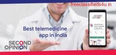 Best telemedicine app in India