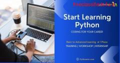 Advanced Python Programming Training in Delhi