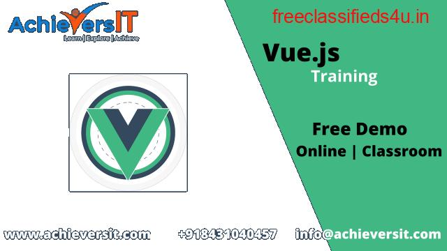Best VueJS Development Bootcamp in 2020 in Bangalore | AchieversIT