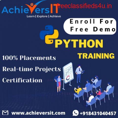 Best python programming Development Bootcamp in 2020 in Bangalore | python learning | python pandas