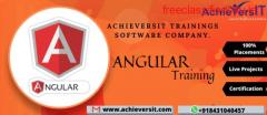 Best Angular Development Bootcamp in 2020 in Bangalore | Building a User Interface with Angular