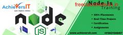 100% Placement on Node Js  Development Bootcamp  in Bangalore | AchieversIT