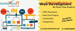 Best Web Development Course 2020 in bangalore