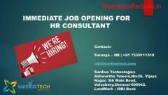 Openings for Academic counsellor in Chennai