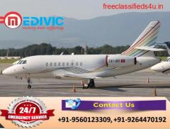 Safety Measures Evacuation by Medivic Air Ambulance Services in Jammu