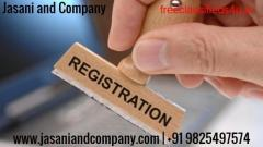 Registration in Ahmedabad by Jasani and Company