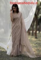 Tissue Sarees Online