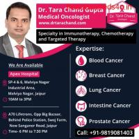 Dr Tara Chand Gupta, Medical Oncologist in India.