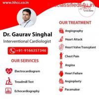 Get heart disease treatment by Heart Specialist, Dr Gaurav Singhal.