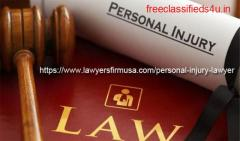 Find here Top Personal Injury Lawyer in the USA
