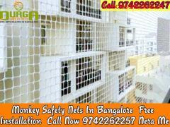 Monkey safety nets near me in bangalore