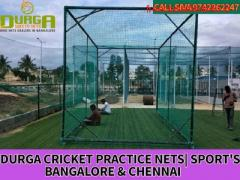Durga Cricket practices nets near me in Bangalore