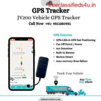 GPS Tracker In Bike