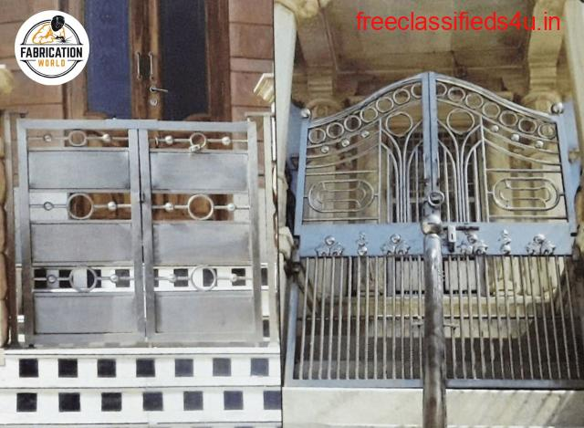 Gate fabrication services by Fabrication World
