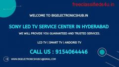 Sony LED TV service center in Hyderabad - 9154064446 | Sony LED TV repairs