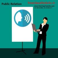 Public Relation and Marketing