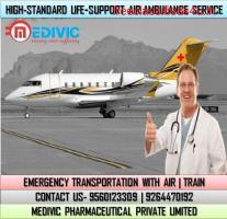 Trustworthy Emergency Air Ambulance Services in Allahabad