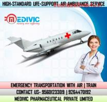 Obtain the Benefit of Hi-tech Air Ambulance Services in Dimapur