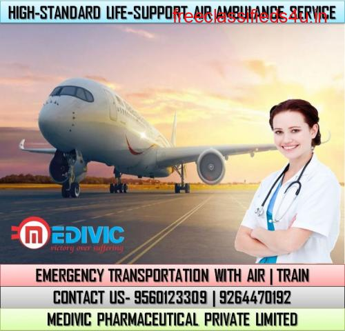 Remarkable Air Rescue by Medivic Air Ambulance Services in Indore