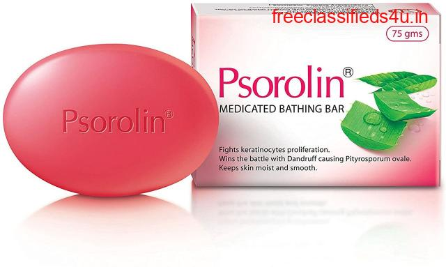 Psoriasis soap   Psorolin soap for dry skin and psoriasis