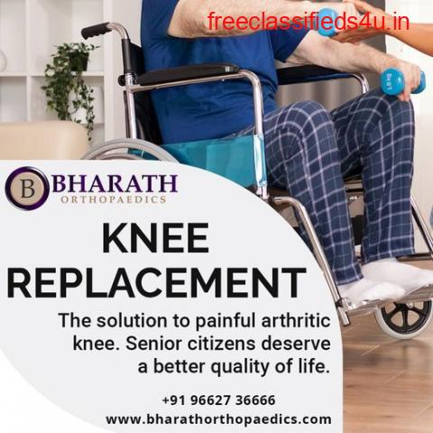 joint replacement surgeon