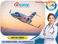 Get Marvelous Air Ambulance Services in Along for Quick Relocation