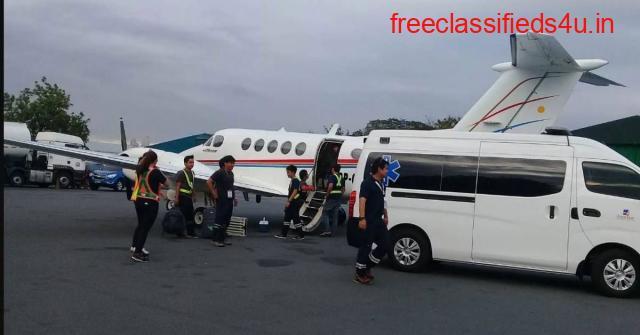 Air Ambulance Services in Bhopal | Air Rescuers: 9870001118