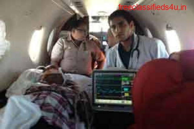 Air Ambulance Services in Coimbatore   Air Rescuers: 9870001118