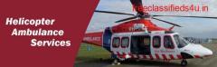 Air Ambulance Services in Srinagar   Air Rescuers: 9870001118