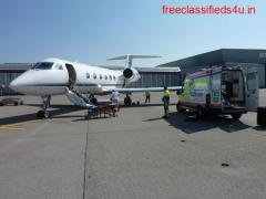 Air Ambulance Services in Udaipur | Air Rescuers: 9870001118