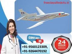 Hire Hi-fi Air Ambulance Services in Brahmapur at Ordinary Price