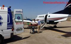 Air Ambulance Services in Bagdogra | Air Rescuers: 9870001118