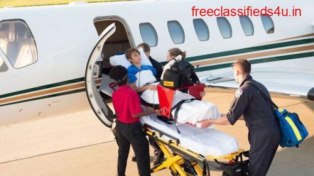 Air Ambulance Services in Chennai