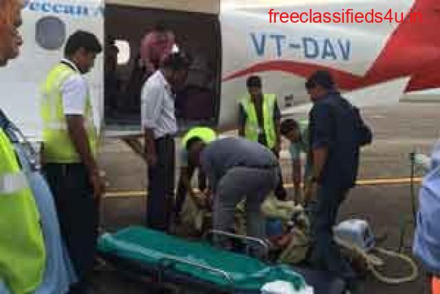 Air Ambulance Services in Allahabad