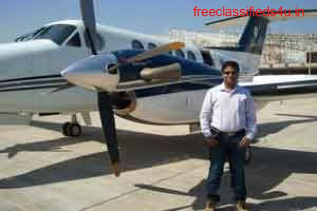 Air Ambulance Services in Lucknow.
