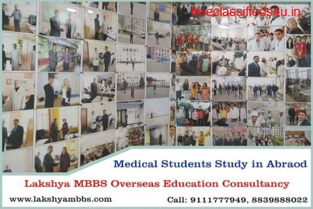 Best Consultancy for MBBS Abroad in Indore