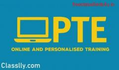 PTE Online Coaching – Achieve Your Target Score | Classlly