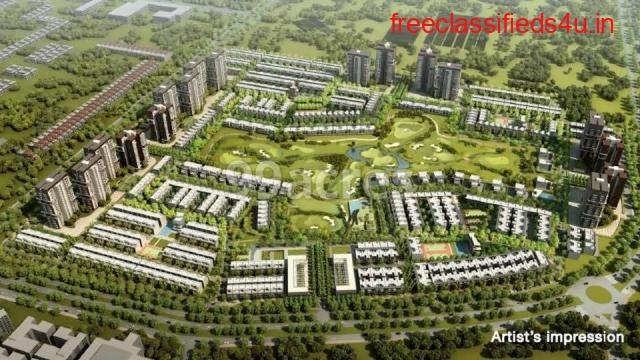 Fulfill your dreams with Godrej Golf Links. Call 9266850850