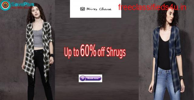 MissChase Coupons, Deals & Offers: Get 15% off your first purchase