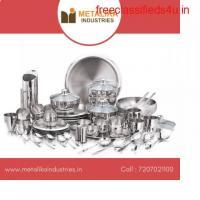Steel factory in Hyderabad