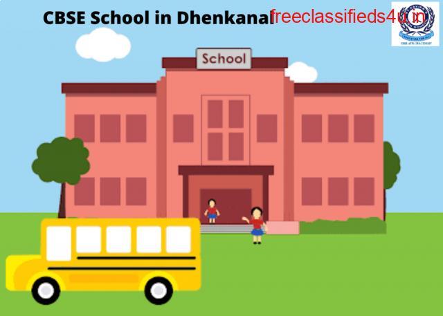 Girls School in Dhenkanal